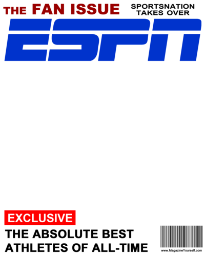 create espn magazine covers. Black Bedroom Furniture Sets. Home Design Ideas